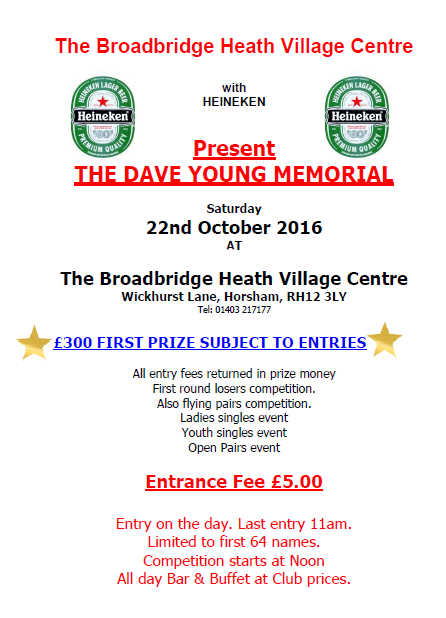 dave young october 2016